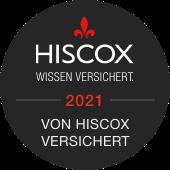 Hiscox versichert